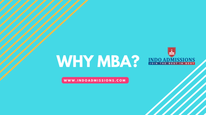 WHY MBA-join